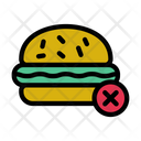 Fastfood No Cancel Icon