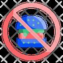 No Fastfood Icon