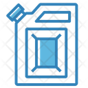 Jerrycan Ecology Pollution Icon