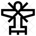 No flying zone Icon