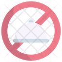 No Food Fasting No Eat Icon