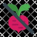 No Fructose Icon
