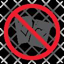 Gambling Casino Stop Icon