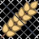 No gluten Icon