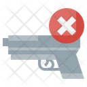No Gun Icon