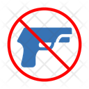 Weapon Pistol Banned Icon
