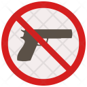 No gun Icon