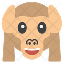 No Hear Monkey Icon