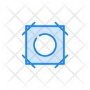 No Heat Washing Machine Mode Cleaning Feature Icon