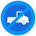 No Heavy Vehicle Icon