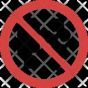 No ice-cream Icon