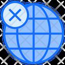 No Internet No Connection No Network Icon