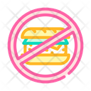 Fast Food Stop Icon