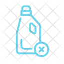 No Liquid Detergent Icon