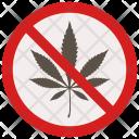 No marijuana Icon