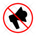 Marketing Ad Banned Icon