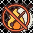 No Matches Ban Matches No Fires Icon