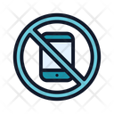 No Mobile Switch Off Mobile Mobile Prohabited Icon
