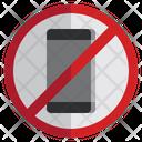 No Mobile No Phone No Mobile Allowed Icon