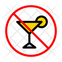 Beverage Drink Banned Icon