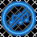 No Music Ramadan Rug Icon