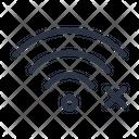 No Signal Internet Icon
