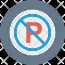 No Parking Icon