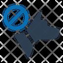 No Pet Allowed Icon