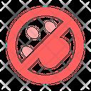 No Pet Allowed No Pet No Animal Icon