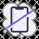 No Phone Mobile Phone Icon