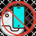No Phone No Mobile Phone Icon
