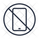 No Phone Allowed Icon
