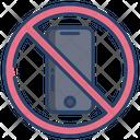 No Phones No Mobile No Icon