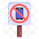 No Mobile No Phones No Smartphone Icon