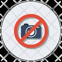 No Photo No Picture No Camera Icon