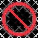No Photo Prohibition Forbidden Icon