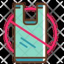 No plastic Icon
