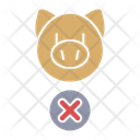 No Pork No Fasting Icon