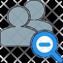 No Profile Search Icon