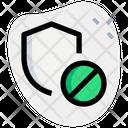No Protection Icon