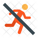 No running Icon