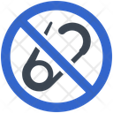 Pin Matal Restriction Icon