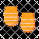 No Scratch Mittens Icon