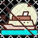 No Seatravel No Seatravel No Ship Icon