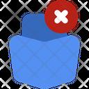 Warning Ship Boat Icon