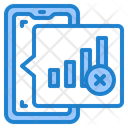 No Signal Wifi Application Icon