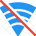 No Wifi Mobile Icon