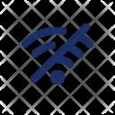 Lost Internet Network Icon