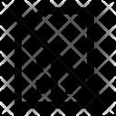 Sim Card Off Icon