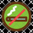 Smoke Medicine Health Icon